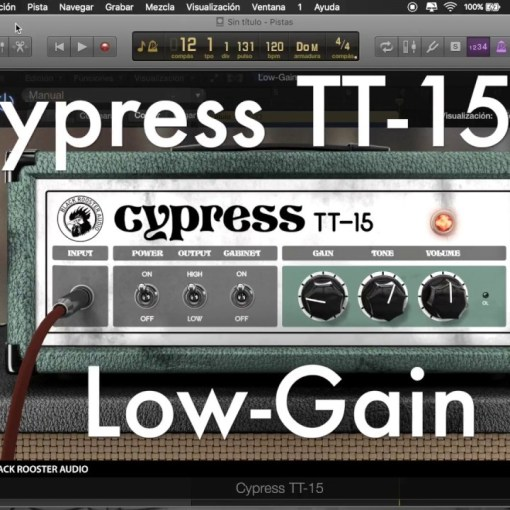 Free Plugin Black Rooster Cypress TT-15 Guitar Amp Head Plugin