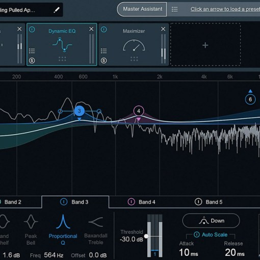 Using Dynamic EQ In Your Mixes