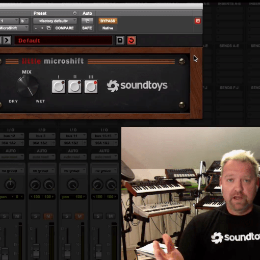 Soundtoys Little MicroShift