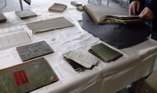 """""""Miscellaneous"""" selection, including servants records, apothecary's notebooks, Erasmus Darwin's medicinal recipe book and an account of the poor in Ticknall"""
