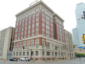 Dallas County Criminal Courthouse