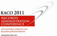 Logo for RACO DC 2011 conference