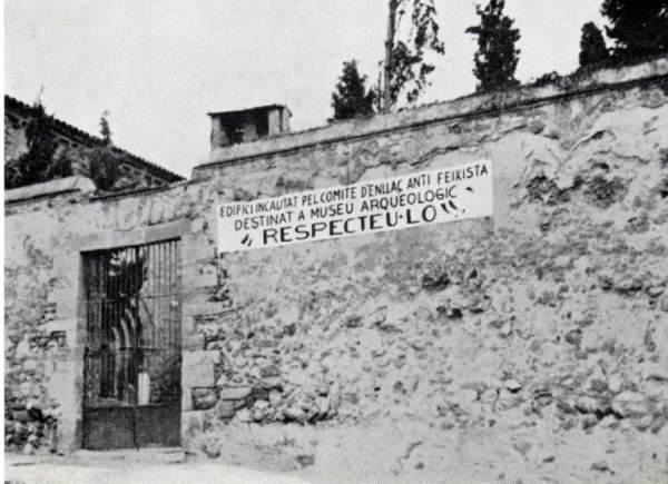 sant pere al 1936
