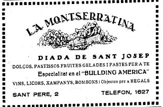 anunci del 1936