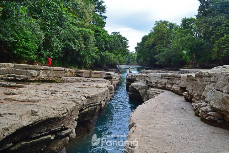 Los Cangilones of Gualaca
