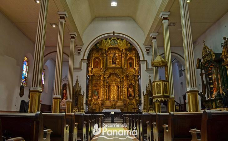 Altar de Oro of the San José Church (Golden altar)