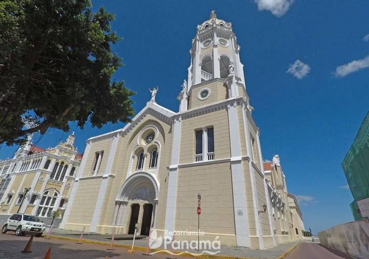 san-francisco. Churches of the Casco Antiguo