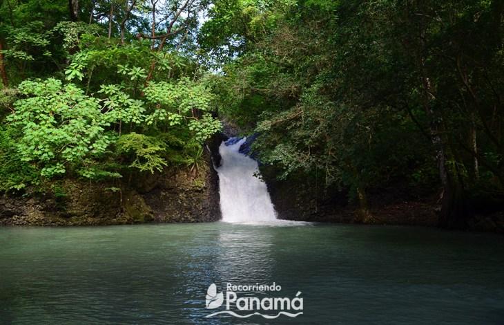Las Doncellas Waterfall