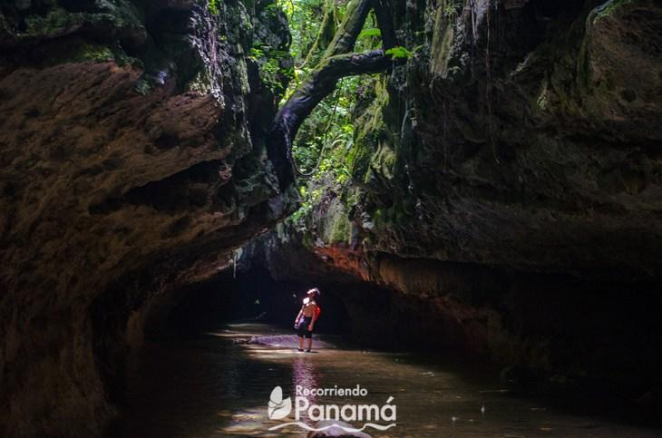 Cuevas de Bayano.