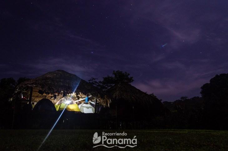 Camping. Safari Nocturno en Bayano