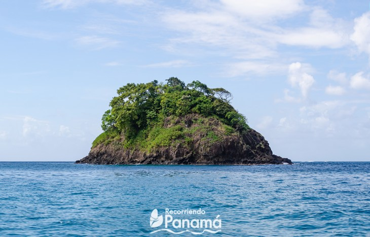 Drake Island.