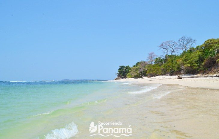 beach of bolaños island