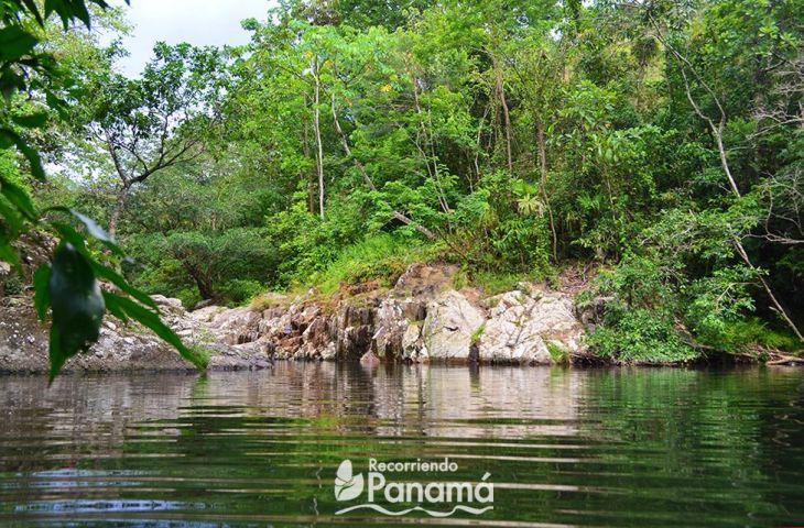 Río Trinidad.