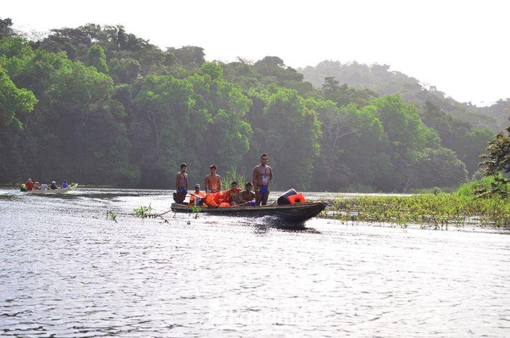 Embera Indigenous