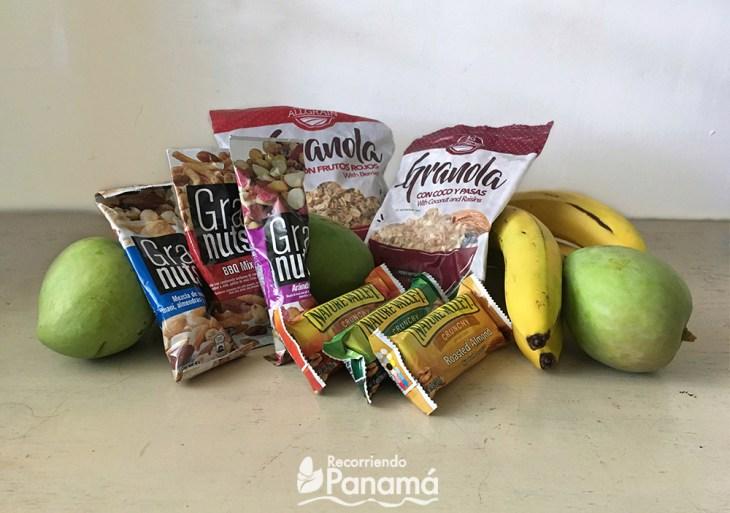 Snacks saludables. Cosas que Puedes Hacer en Casa