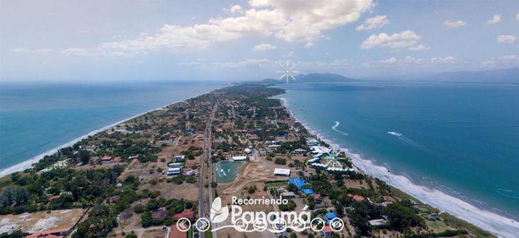 Punta Chame virtual tours