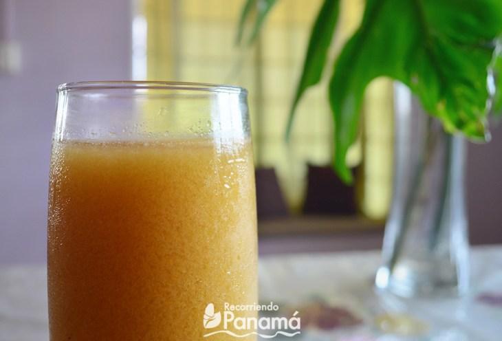 Chicha de Nance (Nance drink)