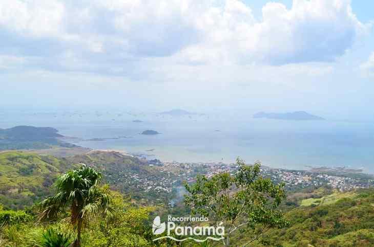 Vista a Veracruz desde Cerro Cabra.