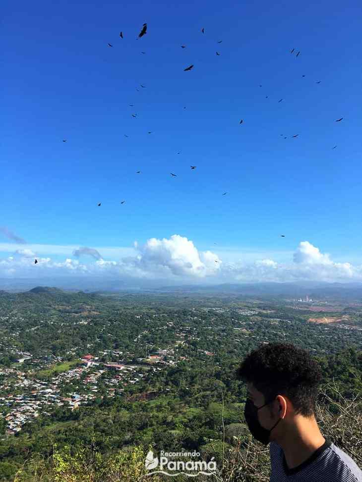 El Peñón Hill