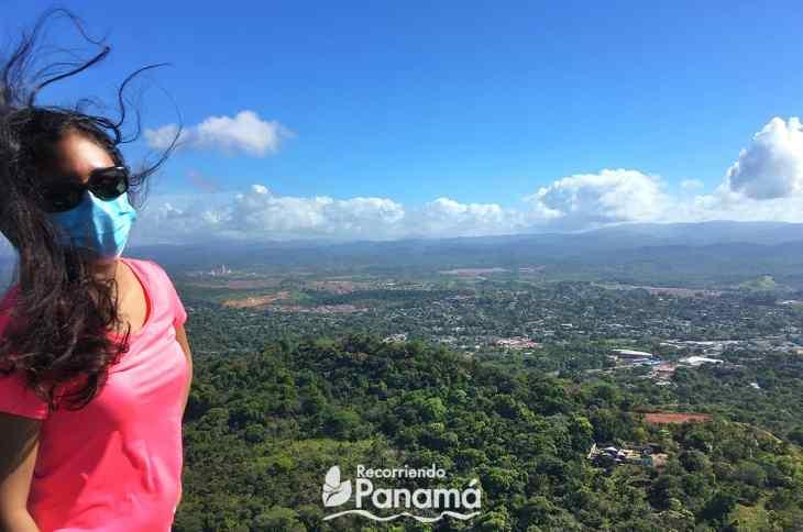 Vista desde el Cerro El Peñón.