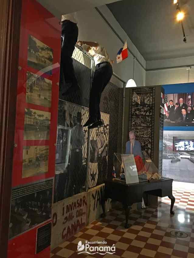 Museo de Historia de Panamá.