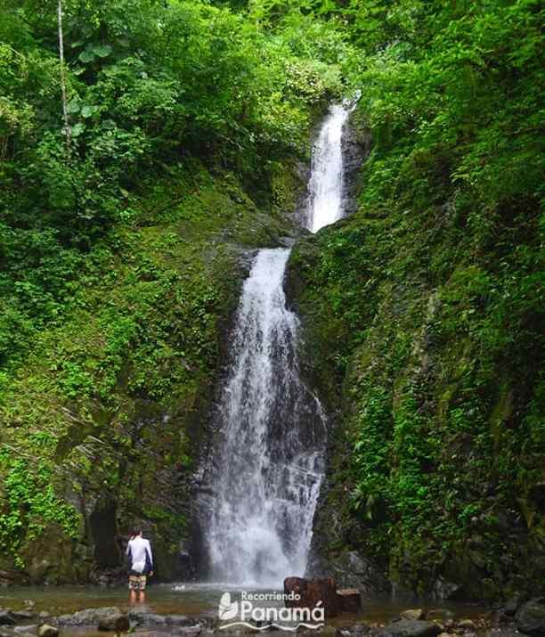 Waterfalls No 5 and 6