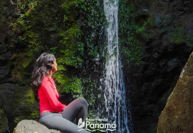 Saca Lágrimas Waterfall.