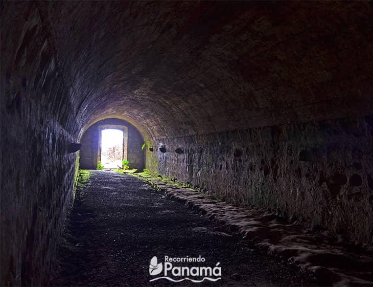 Bóvedas Castillo San Lorenzo