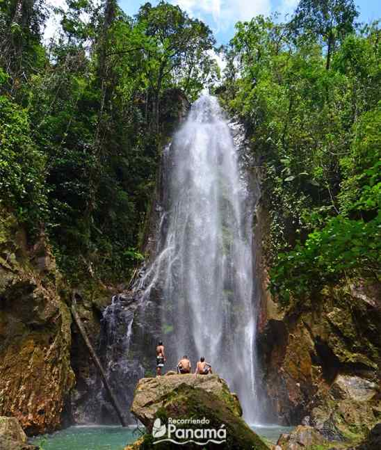 Cascada Arenilla