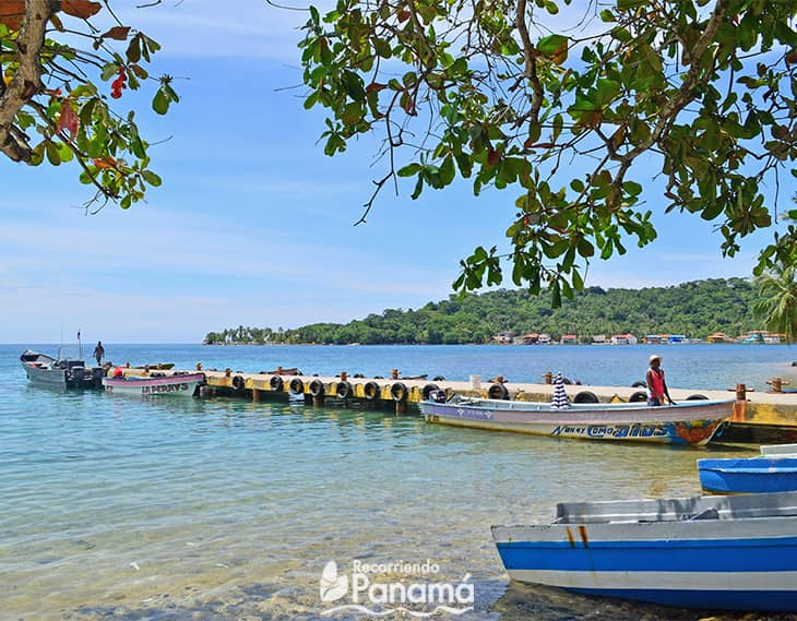 dock La guaria