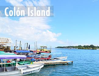 Colón Island