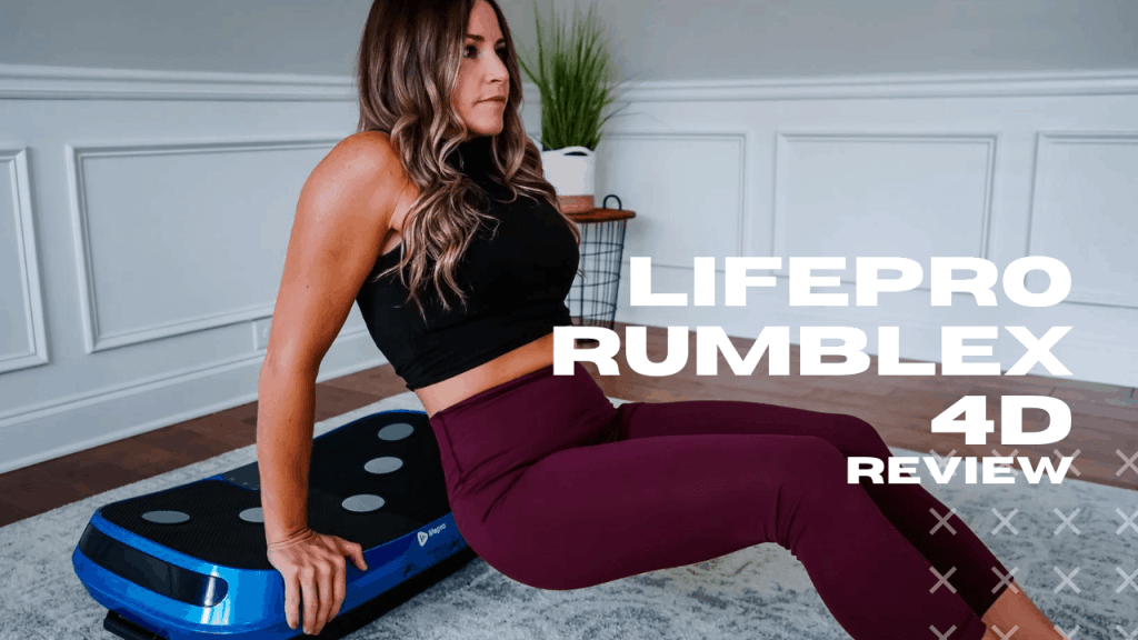 lifepro rumblex 4d vibration plate review