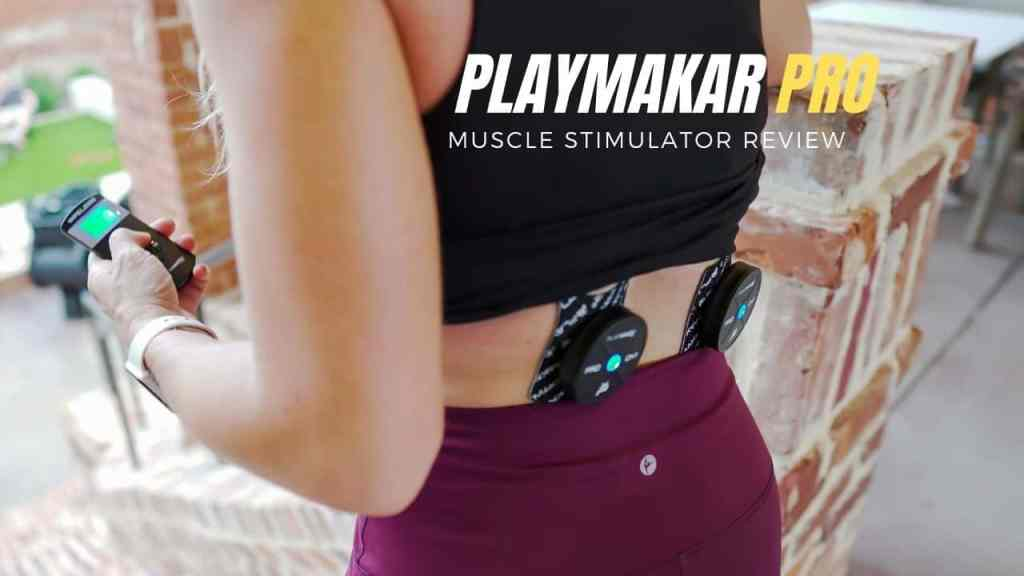 playmakar pro wireless muscle stimulator full review