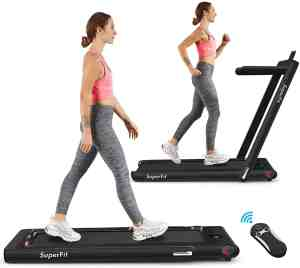 goplus under desk treadmill