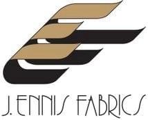 j ennis fabrics logo