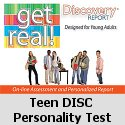 Teen DISC Personality Test