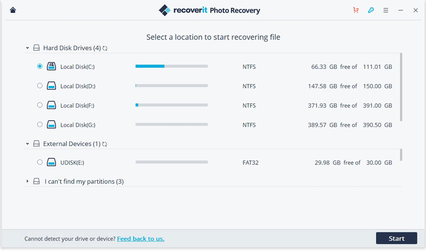 How to Recover Deleted Photos&Videos Files from Nokia