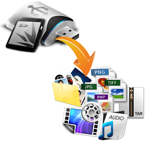removable media recovery software