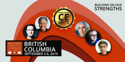 Register for Recovery Capital Conference of Canada: New Westminster