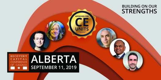 Register for Recovery Capital Conference of Canada: Calgary