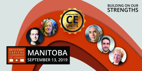 Register for Recovery Capital Conference of Canada: Manitoba