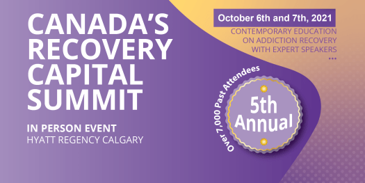 addiction recovery conference