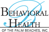 Behavior Health of The Palm Beaches Logo