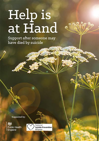 Help is at Hand – Dealing with the loss of a loved one