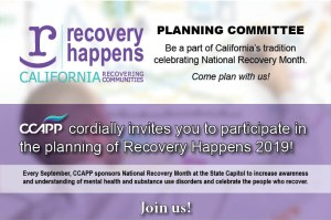 Recovery Happens Planning Committee