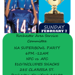 SUPERBOWL PARTY NA