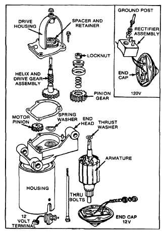 12v Motor Wiring Diagram