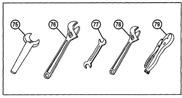 WRENCH, OPEN-END ADJUSTABLE