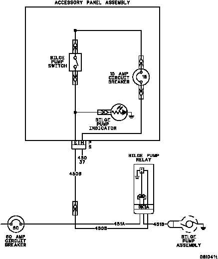 BILGE PUMP OVERVIEW AND DIAGRAMS (cont)