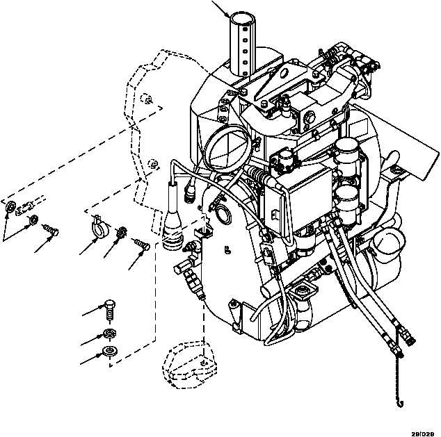 Figure 357. Auxiliary Power Unit with Generator and